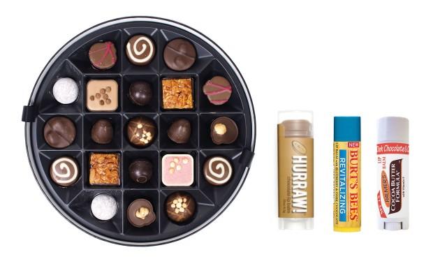 chocolate balm