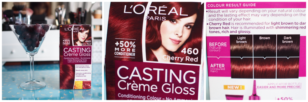 loreal_casting_creme_gloss_cherry_redpng - Coloration Gloss L Oral