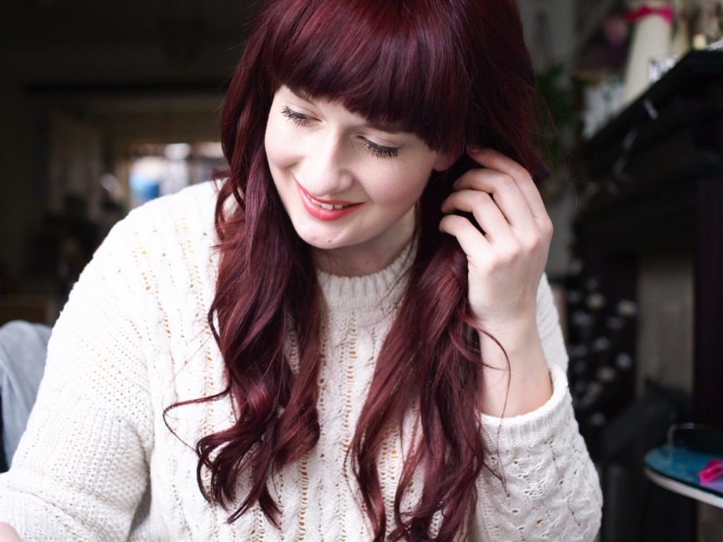 Cherry Red Hair Dye Loreal Casting Creme Gloss Not The Nine To Five