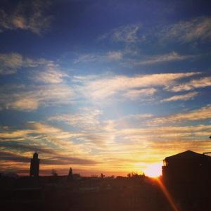 marrakech-at-dusk