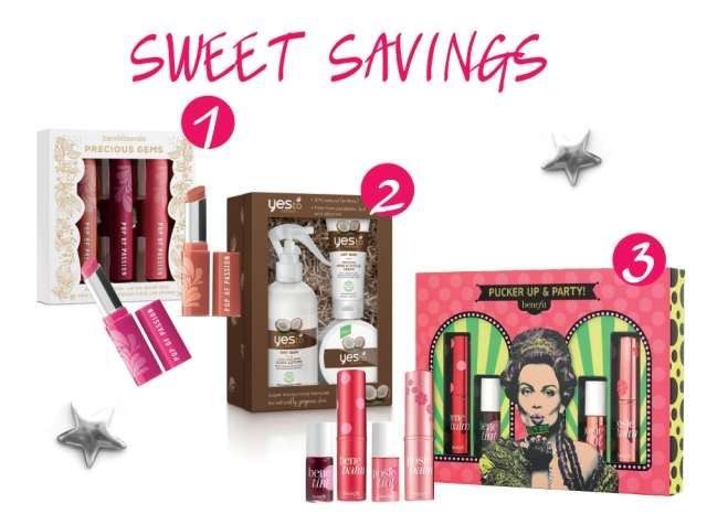 Christmas beauty gifts 1